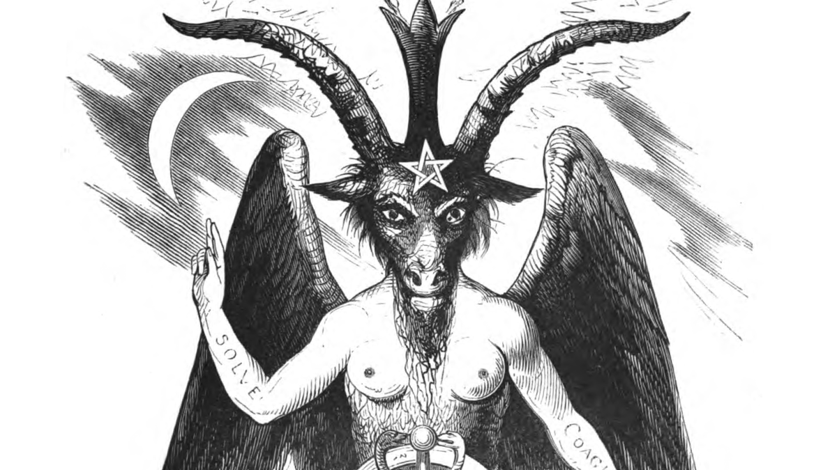 History of Mystery: Baphomet